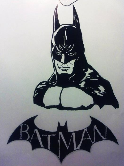 Batman par Dodi_17